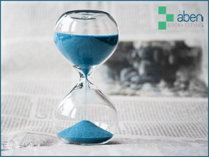 clients pay on time - aben bookkeeping